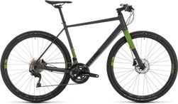 CUBE SL ROAD RACE IRIDIUM/GREEN 2020 59CM