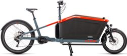 CUBE CARGO SPORT HYBRID BLUE/RED 2021 20""