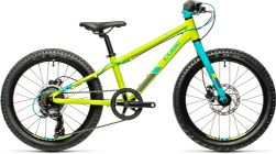 CUBE ACID 200 DISC GREEN/PETROL 2021 20""