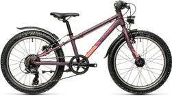 CUBE ACID 200 ALLROAD PURPLE/ORANGE 2021 20""