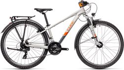 CUBE ACID 260 ALLROAD GREY/ORANGE 2021 26""