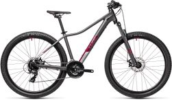 """CUBE ACCESS WS GREY/BERRY 2021 13,5"""""""