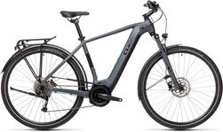 CUBE TOURING HYBRID ONE 500 GREY/BLACK 2021 50 cm