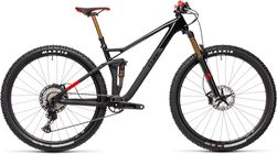 CUBE STEREO 120 HPC SLT 29 CARBON/RED 2021 L