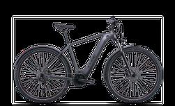 CUBE NURIDE HYBRID PERF 500 GRAPHIT/BLK 2022 S