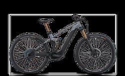 CUBE STEREO HYBRID 140 HPC SLT 750 SIL/CAR 2022 XL
