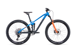 CUBE STEREO 120 ROOKIE ACTIONTEAM 2022 XS