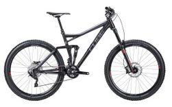 STEREO 160 HPA RACE 27.5 BLACK ANODIZED 20