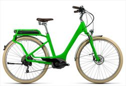 ELLY RIDE HYBRID 400 FLASHGREEN EE54