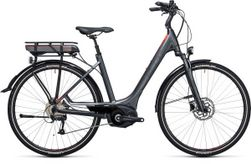 TOURING HYBRID PRO 500 GREY/RED EE 58