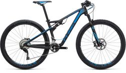 AMS 100 C:68 29 RACE BLUE CARBON 22