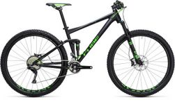 STEREO 120 HPA SL BLACK/GREEN 17