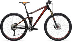 STEREO 120 HPC SL CARBON/RED 19