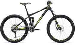 STEREO 140 HPA 27.5 RACE BLACK/YELLOW 16