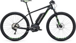 ELITE HYBR C:62 29 SL 500 CARBON/GREEN 21