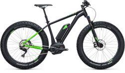 NUTRAIL HYBR 500 BLACK/GREEN 21
