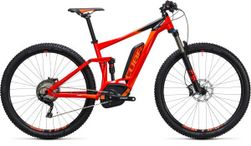 STEREO HYBR 120 HPA RACE 500 RED 18