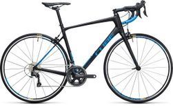 ATTAIN GTC RACE CARBON/BLUE 60