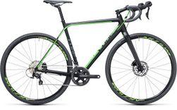 CROSS RACE SL BLACK/GREEN 58