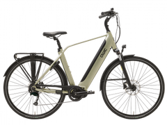 QWIC Premium I MD9 Diamond 59 (XL) Timber green