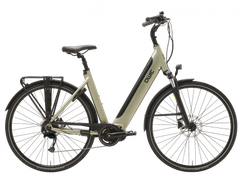 QWIC Premium I MD9 Low step 54 (L) Timber green