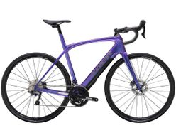 Trek Domane + LT 54 Gloss Purple Flip 260WH