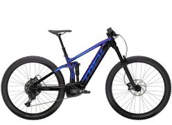Rail 5 SX 500W EU L Purple Flip/Trek Black 500WH
