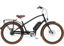 Electra Townie Go! 5i Step Over EU 26 Ebony 500WH