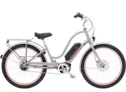 Electra Townie Go! 5i Step Thru EU 26 Cloud Grey 500WH