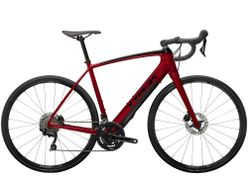 Domane + ALR 49 Crimson Red/Trek Black 252WH
