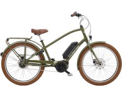 Electra Townie Go! 5i Step Over EU 26 Olive 500WH