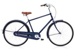 Electra Amsterdam Original 3i Men's 700C Dark Blue Metalli