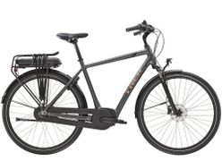 Trek District+ 1 XL Lithium Grey 500WH