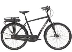 Trek District+ 4 L Dnister Black 300WH