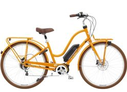 Electra Townie Commute Go! 5i Step Thru EU M Tangerine 500