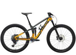 Trek Fuel EX 9.8 GX AXS S 27.5 Lithium Grey/Factory Ora