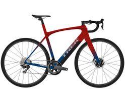 Trek Domane+ LT 7 58 Rage Red to Deep Dark Blue Fade 25