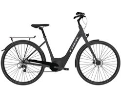Trek Verve+ 1 Lowstep M Solid Charcoal 400WH