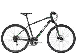 Trek DS 2 XL Matte Black Pearl