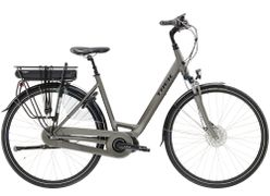 Trek LM400+ BLX Lady Low 50LL Metallic Gunmetal