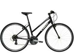 FX 1 Stagger S Trek Black NA