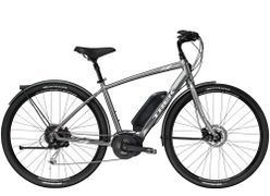 Trek Verve + Men's (EU) S Anthracite 400WH