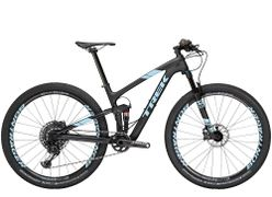 Top Fuel 9.8 SL W 15.5 27.5 Matte Trek Black