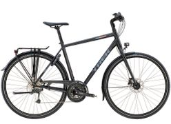 Trek X500 Men M Matte Black NA