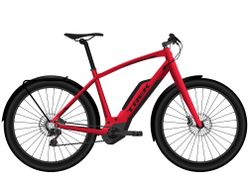 Trek Super Commuter + 8S XL Viper Red 500WH