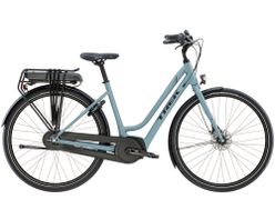 Trek UM1+ Midstep L_MS Matte Battleship Blue 300WH 300W
