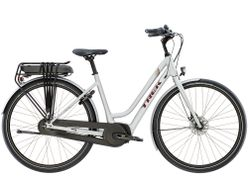 Trek UM1+ Midstep L_MS Matte Quicksilver 500WH 500WH