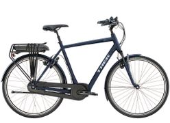 Trek LM3+ Men L Matte Deep dark blue 400WH