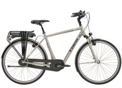 Trek LM4+ Men L Matte Metallic Gunmetal 400WH