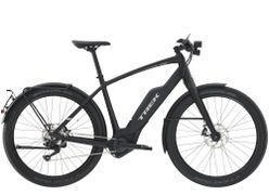 Super Commuter + 7S M Matte Trek Black 500WH